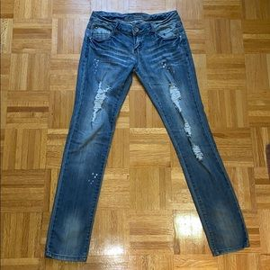 Almost famous jeans 👖